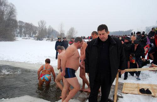 Голова облдержадміністрації Олександр Удовіченко