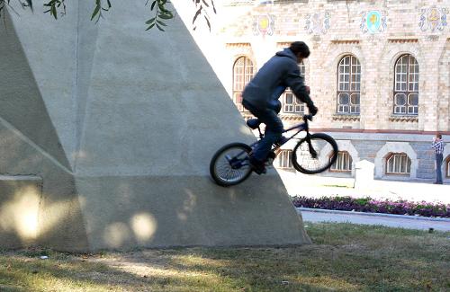 Велоекстрім в Полтаві