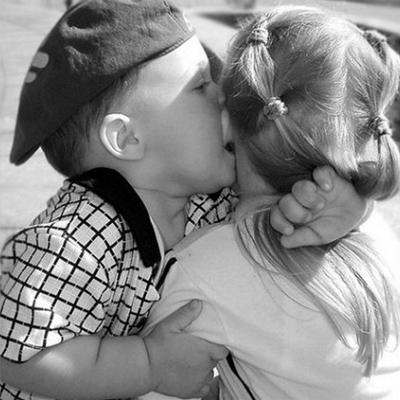 Дитячі обійми