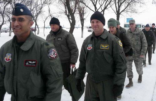 Під час ЄВРО-2012 українцям допомагатимуть американські винищувачі