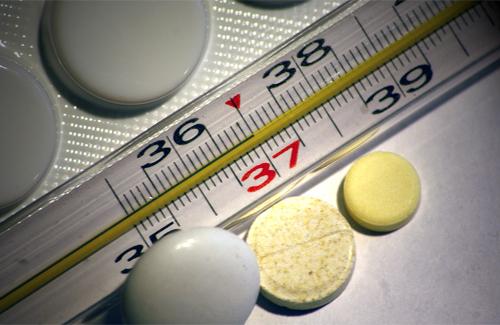 Лікування грипу та грві у дітей