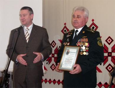 На Полтавщине вручили премии Сидора Ковпака