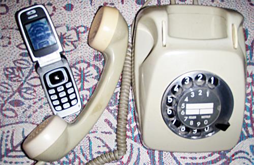Стаціонарні телефони «тримають атаку» мобільних