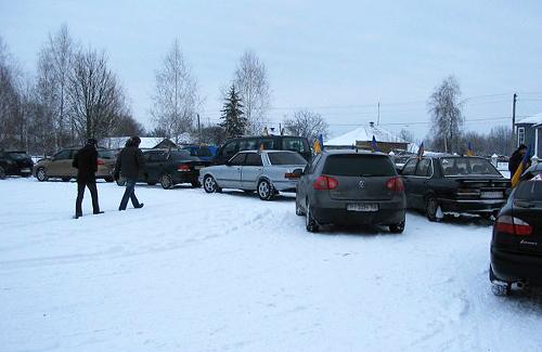 Автопробіг Київ — Крути