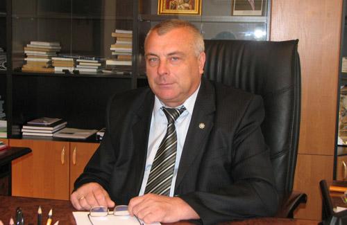 Начальник службы автомобильных дорог в Полтавской области Алексей Гриценко