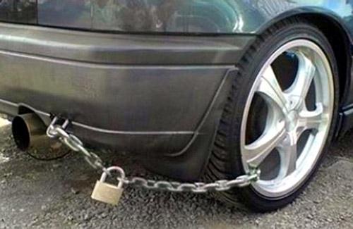 Як уникнути угону автомобіля