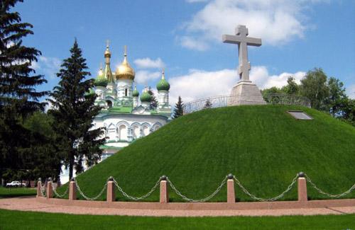 Державний історико-культурний заповідник «Поле Полтавської битви»