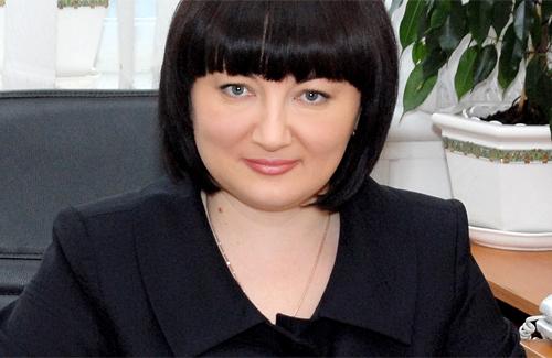 Заступник начальника Полтавської дирекції УДППЗ Наталія Чепурна