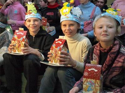 Діти в «Ігроленді»