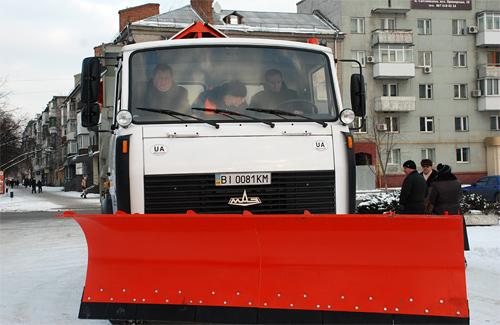 Из кресла мэра Олег Бабаев пересел за руль МАЗа