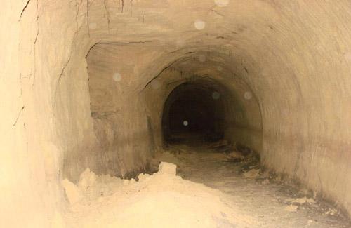 Підземелля під Опішнею