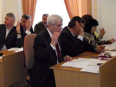 Депутати міськради погодилися із пропозицією міськвиконкому