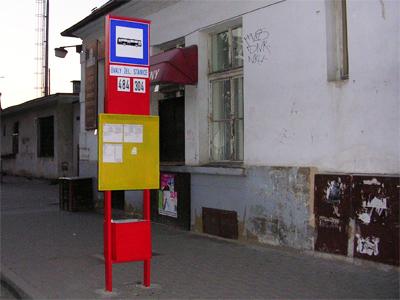 Точное расписание движения автобусов имеет каждая автобусная остановка Чехии