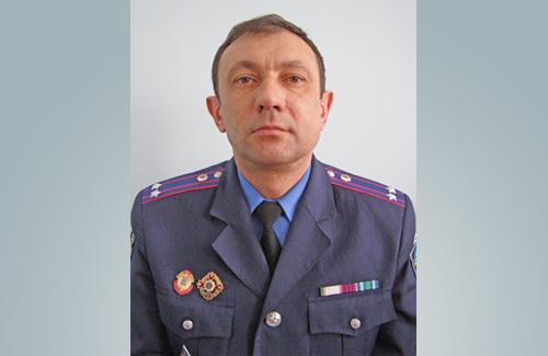 Виктор Железняк
