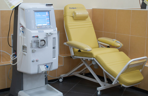 Аппарат для гемодиализа INNOVA