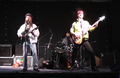 гурт «Glowmen!»