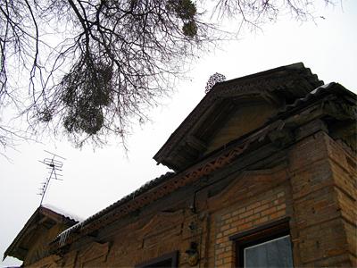 На вулицях Сковороди, Балакіна та Моргуна до сьогодні лишилося багато будинків старовинної архітектури
