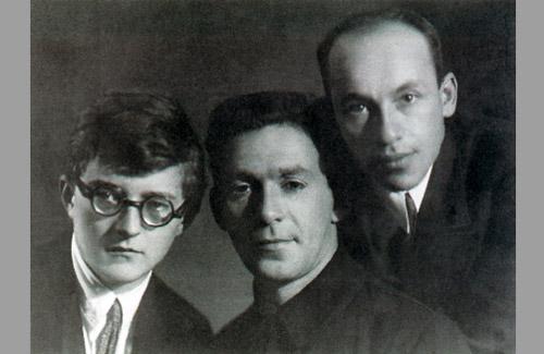 Шостакович, Утьосов, Дунаєвський