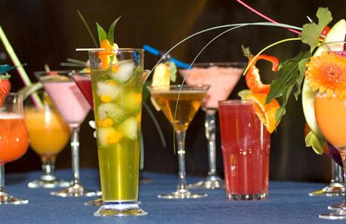 В День бармена делаем коктейли самостоятельно