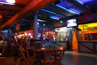 Birhtday party в рок-н-ролл-кафе «Вилла Крокодила»