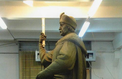 Памятник Ивану Мазепе для Полтавы