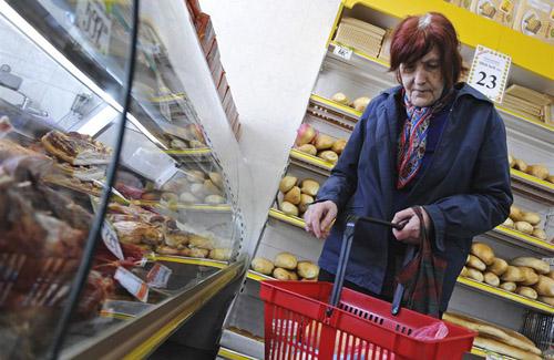 На Полтавщині ціни на продукти нижчі, ніж в інших регіонах