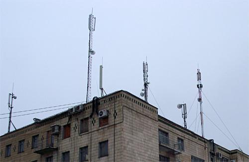 Чи шкодять здоров'ю вежі стільникового зв'язку?