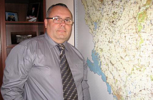 Заступник голови ОДА Борис Галушко