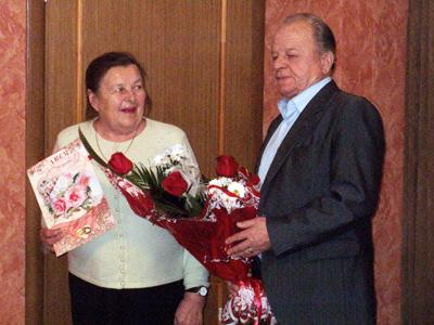 Подружжя Бежик відзначило «золоту» річницю спільного життя весіллям