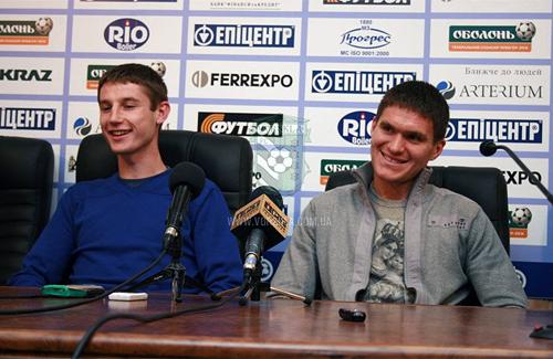 Владимир Чеснаков и Евгений Селин — о спарринге «молодежки» со швейцарцами