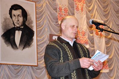 Андрей Денисенко — член Союза журналистов Украины, член Союза литераторов Полтавщины