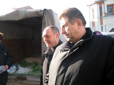 Олександр Мамай та Олександ Удовіченко
