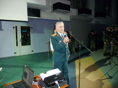 Із святом іменинників вітає ветеран Збройних Сил полковник запасу Грищенко Володимир Іванович