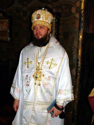єпископ Кременчуцький і Лубенський Тихон