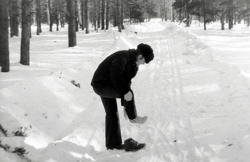 Правильно ухаживаем за обувью в зимнее время