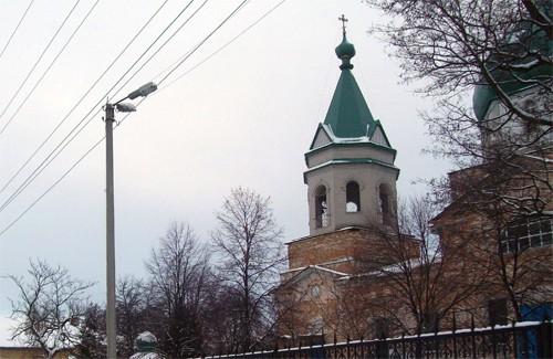 Успенський собор Кременчука