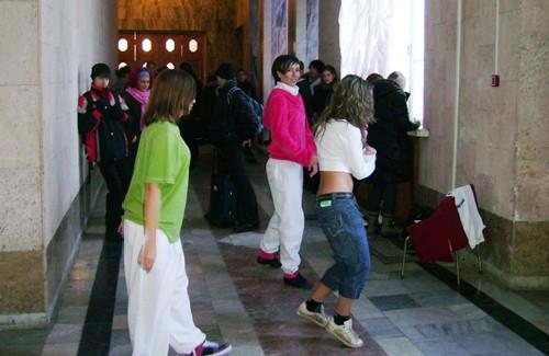 Предварительный кастинг телешоу «Танцуют все» в Полтаве