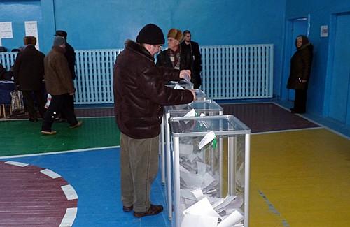 Вибори у Кременчуці