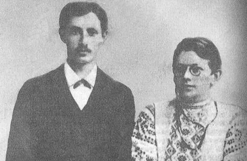 Іван Бунін і Варвара Пащенко. Полтава, 1892 рік