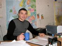 Менеджер транспортной фирмы «Корпорация Магнетик» – Виктор Дуткевич