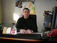 Директор транспортной фирмы «Корпорация Магнетик» – Юрий Кривошеев