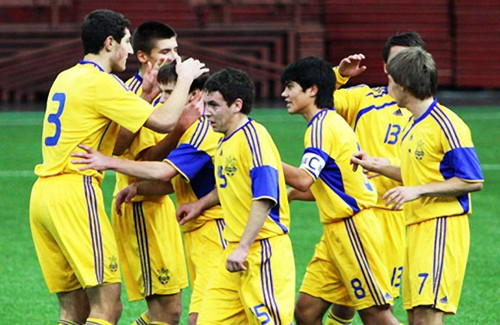 Футбольная сборная Украины заняла 2-е место на Мемориале Гранаткина