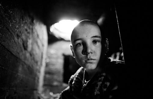 Безпритульна дитина