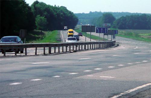 Автомагістраль Полтава — Лубни