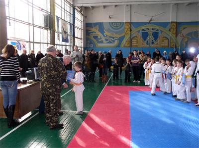 Чемпіонат Полтави з тхеквондо ВТФ