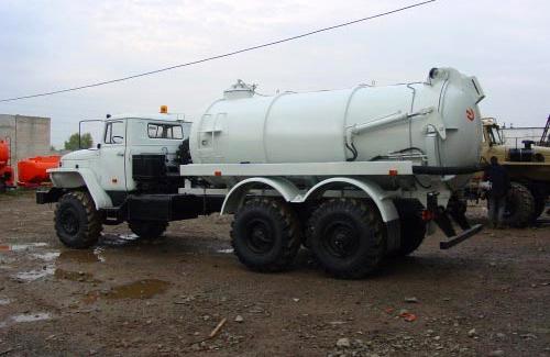 Біля Зінькова затримали цистерну «безхозного» газу