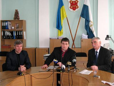 Сергей Котов, Дионисий Каплин, Александр Лавренко