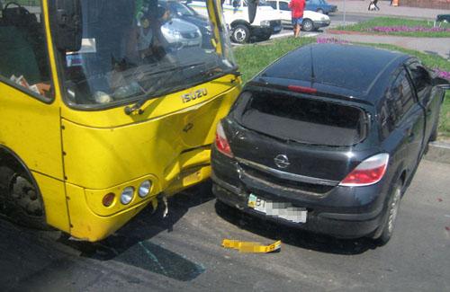 У полтавських автобусах їздити небезпечно