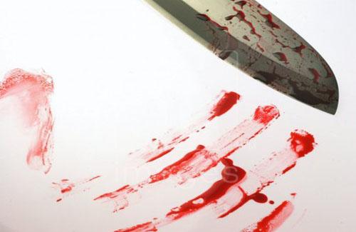 После убийства своего родственника мужчина допил водку