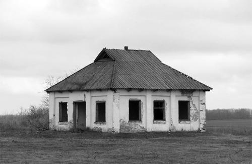 Як вимирає полтавське село